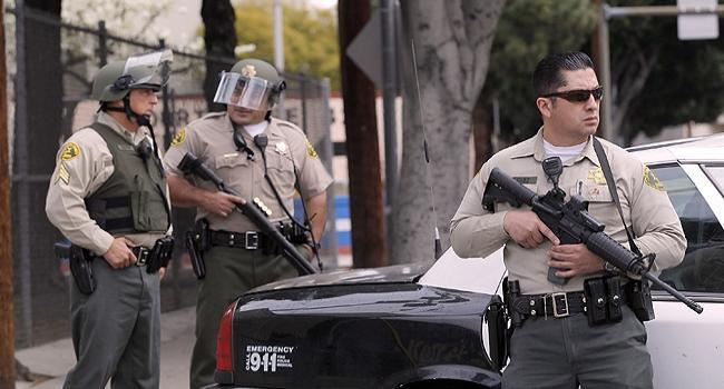 ABD polisi siyahi bir genci daha vurdu