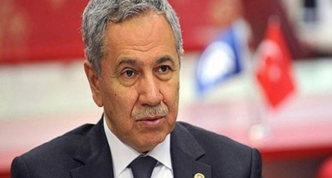 Arınç''tan Kobani olayları açıklaması
