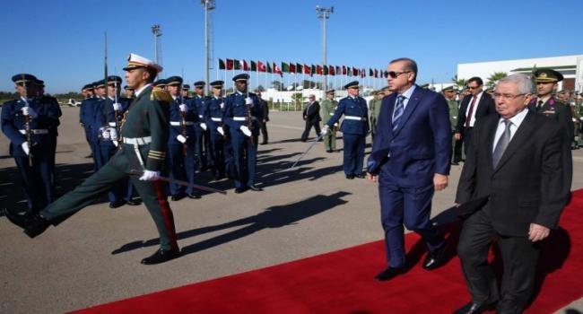 Cumhurbaşkanı Erdoğan için ebola önlemi