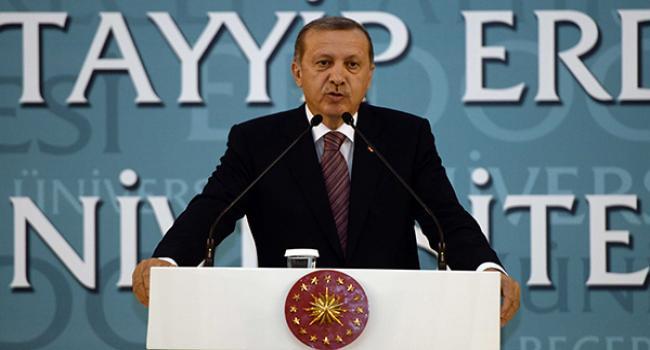 Cumhurbaşkanı, RTEÜ akademik yıl açılışında konuştu