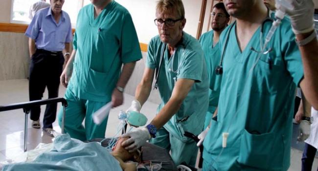 Doktora Gazze ömür boyu yasak