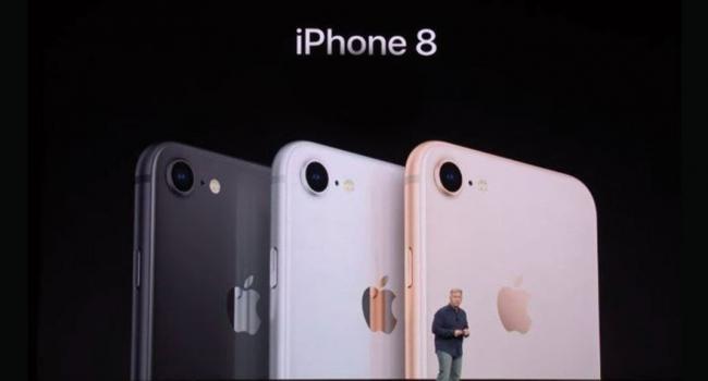 Iphone 8 tanıtım