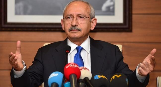 Kılıçdaroğlu kendisine oy kullanamayacak