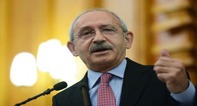 Kılıçdaroğlu''ndan Cumhurbaşkanı''na hakaret
