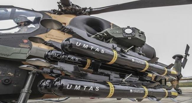 Milli helikoptere, Milli füze