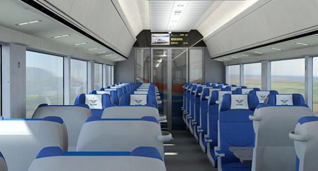 Milli tren kasım ayında raylarda olacak