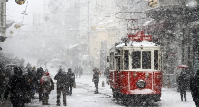 Sibirya soğukları mı geliyor?