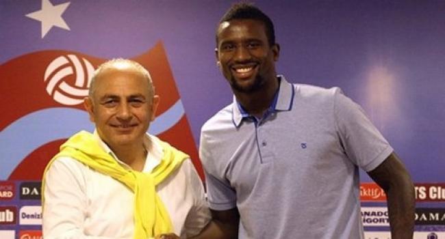 Trabzonspor Teixeira ile sözleşmeyi imzaladı