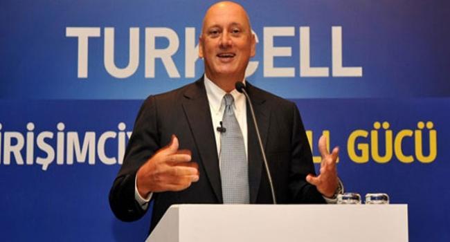 Türkcell'de sürpriz istifa