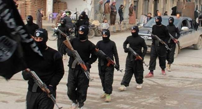 61 IŞİD militanı öldürüldü