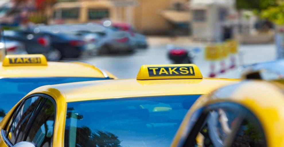 81 İlde Taksilere sınırlama geldi