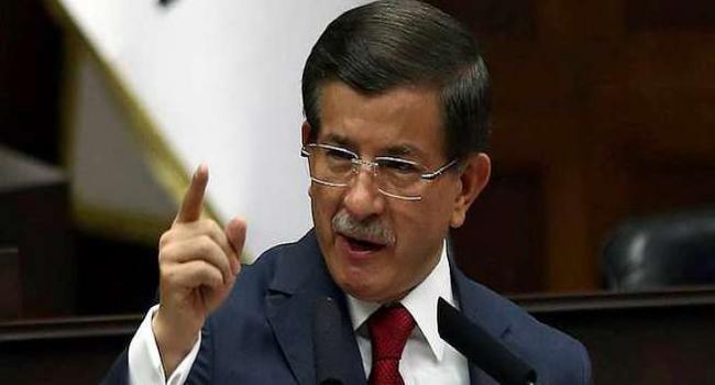 Başbakan Davutoğlu'nun bu sözleri ayakta alkışlandı