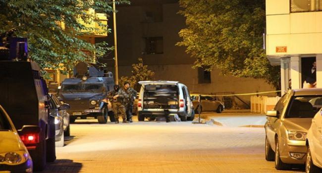 Bingöl'de silahlı saldırı: 2 polis şehit