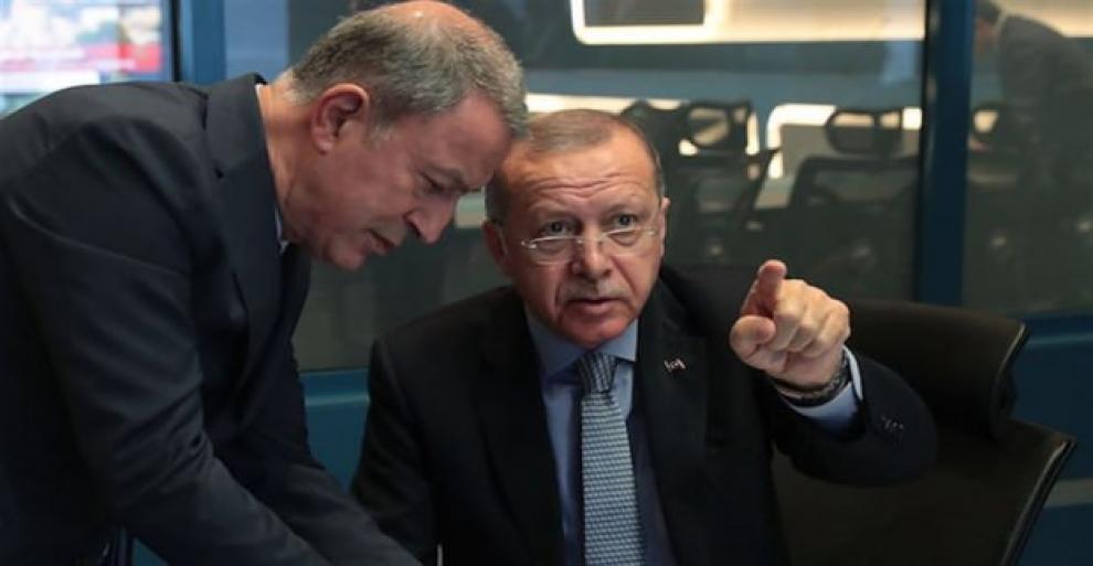 Cumhurbaşkanı Erdoğan harekat merkezinde