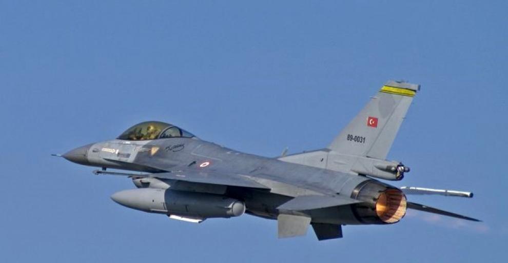 Diyarbakır Ana Jet Üs Komutanlığına savaş uçağı takviyesi