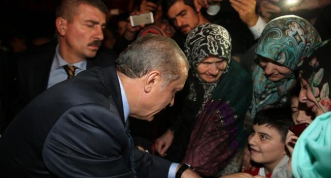 Erdoğan: Hak neredeyse orada yer alacağım