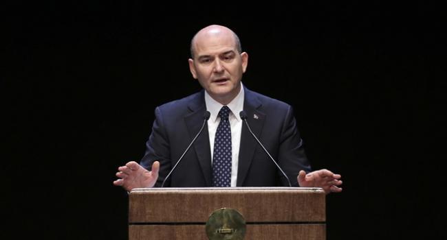 İçişleri Bakanından engellenen terör eylemleri hakkında bilgi