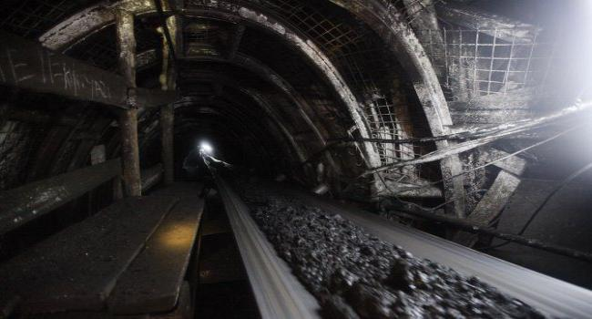 O madende üretim durduruldu
