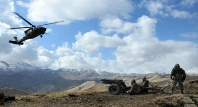 PKK'ya operasyonlarda ağır darbe!