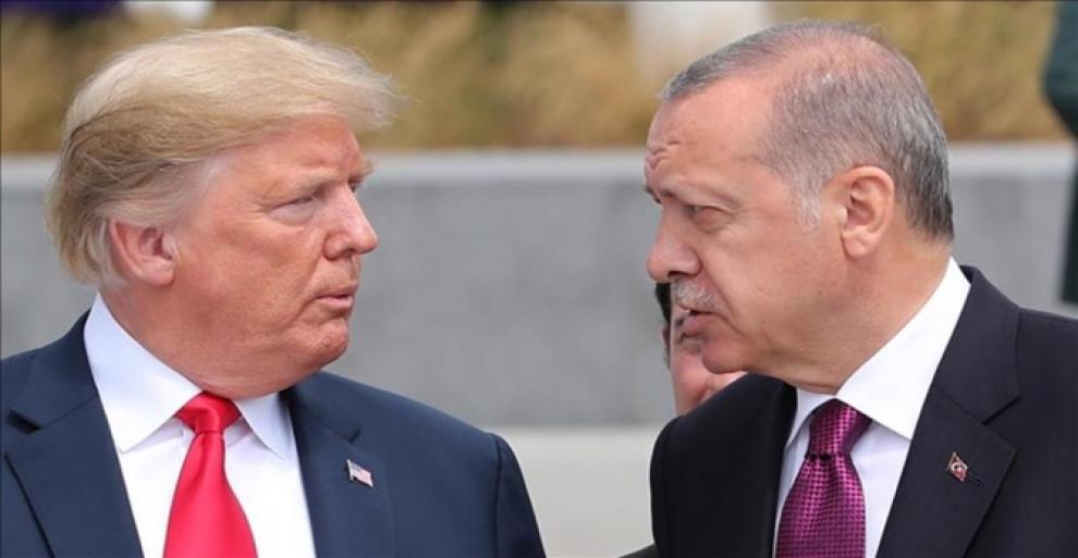 Trump'tan Fırat'ın doğusu açıklaması