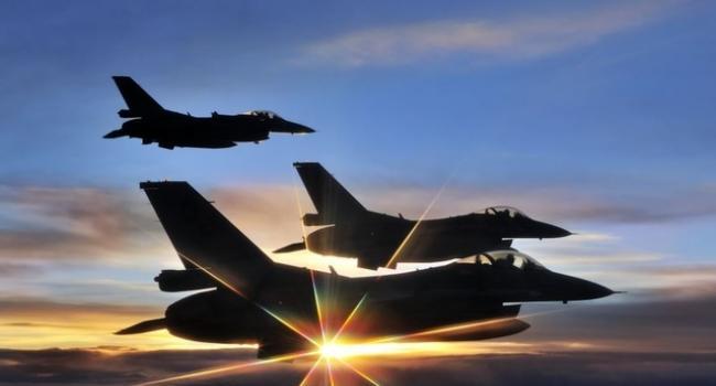 Türk jetleri koalisyonla IŞİD'i vurdu