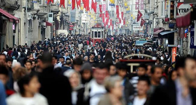 Türkiye''nin 2040 nüfusu kaç olacak